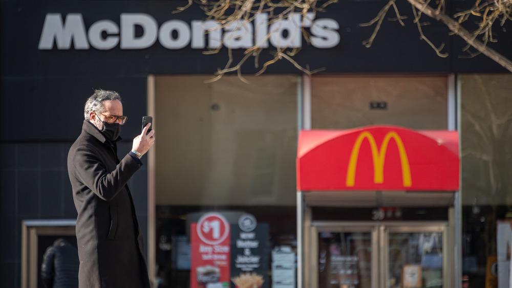 McDonald's exterior