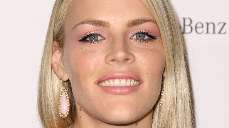 Busy Philipps close-up