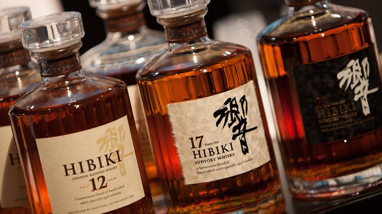 Japanese whiskey