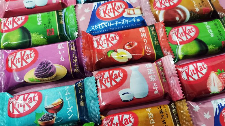 International Kit Kats