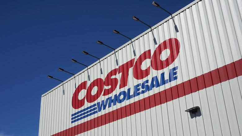 Costco location building exterior