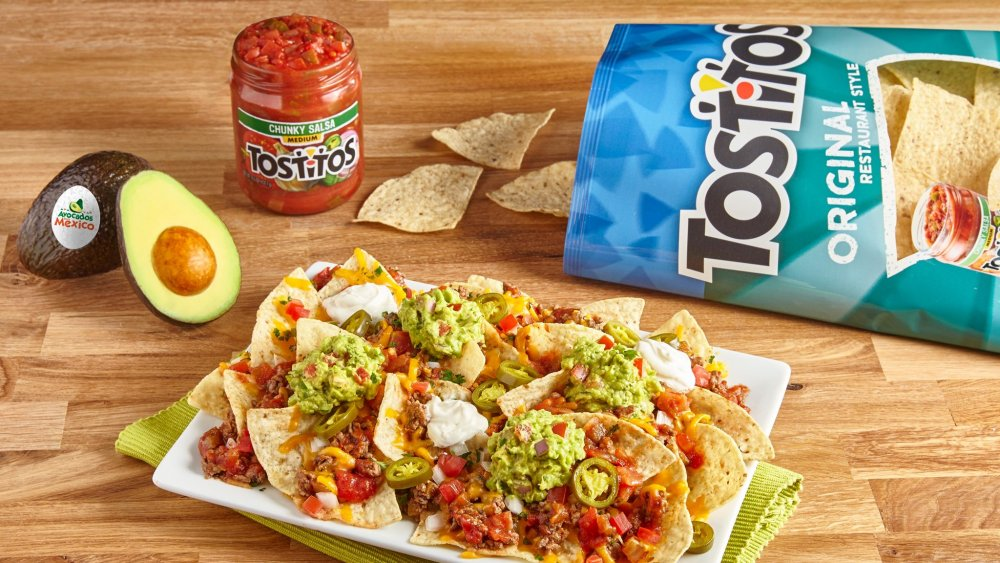 Tostitos chips and salsa
