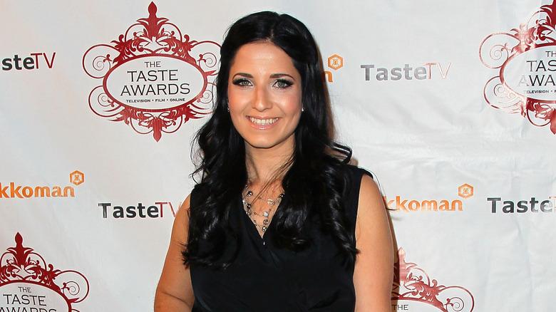 Laura Vitale smiling