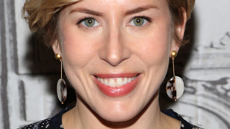 Erin Napier smiling