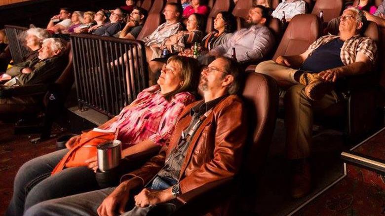 Texas movie theater