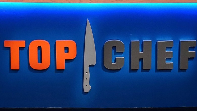 """The logo for """"Top Chef"""""""