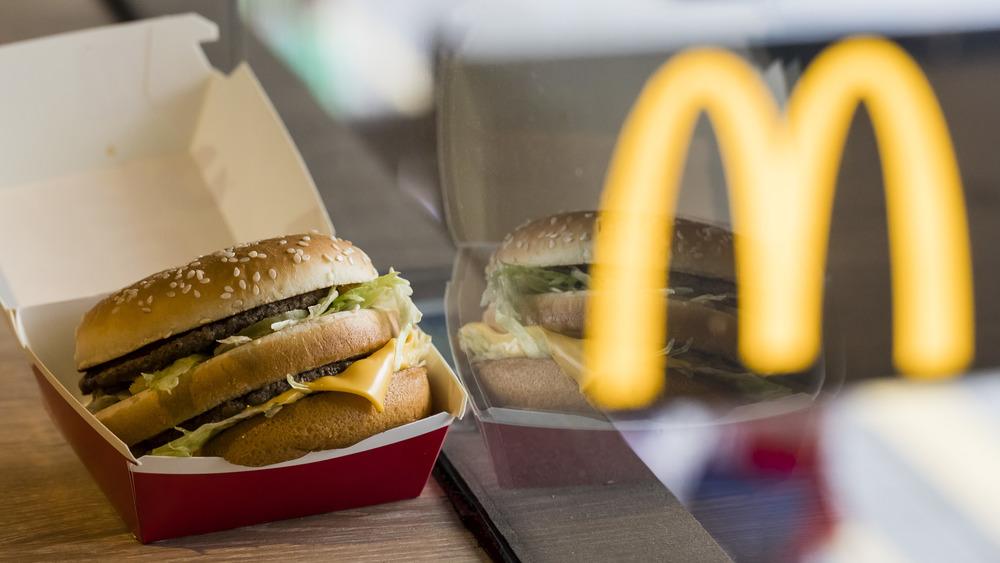 Big Mac package