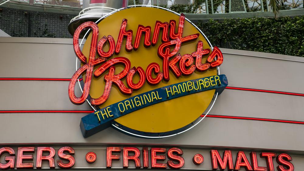 The Johnny Rockets' logo