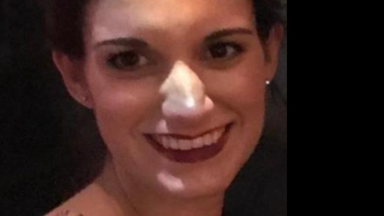 Adina Schaefer smiling