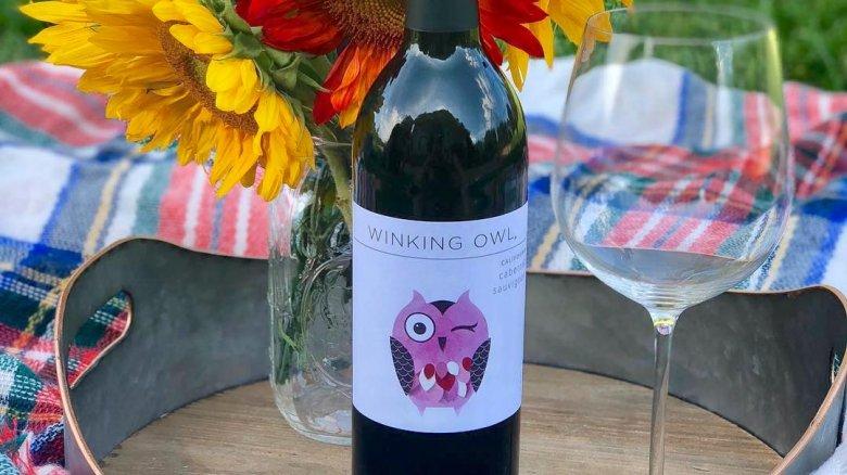 winking owl wine