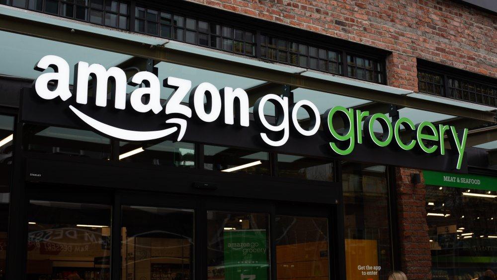 Amazon Go Grocery, grocery store, Amazon