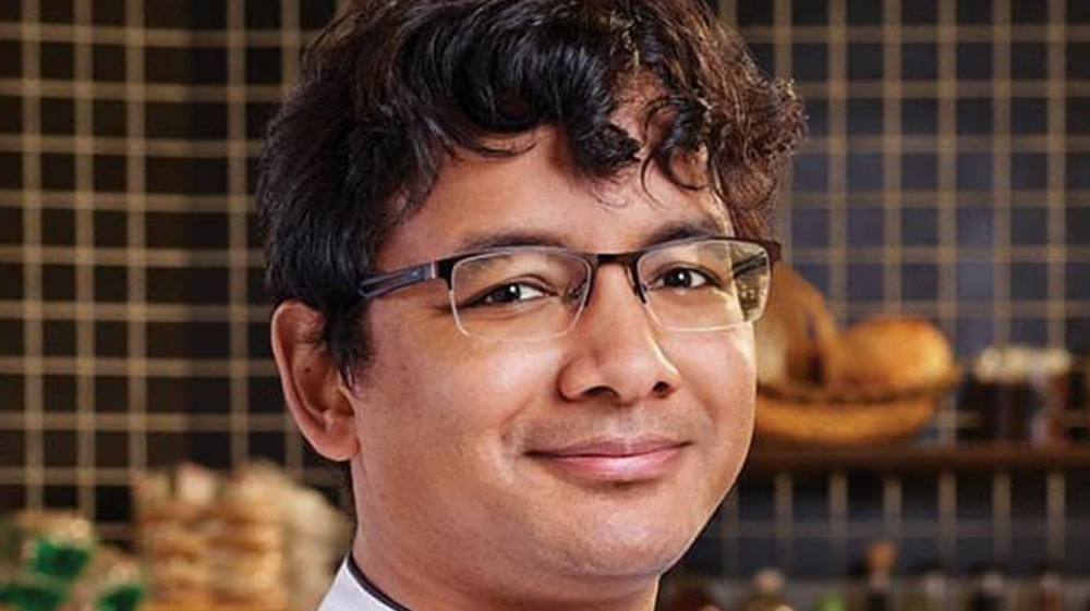 Top Chef contestant Avishar Barua