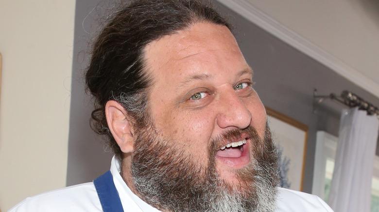 Chef Aaron May