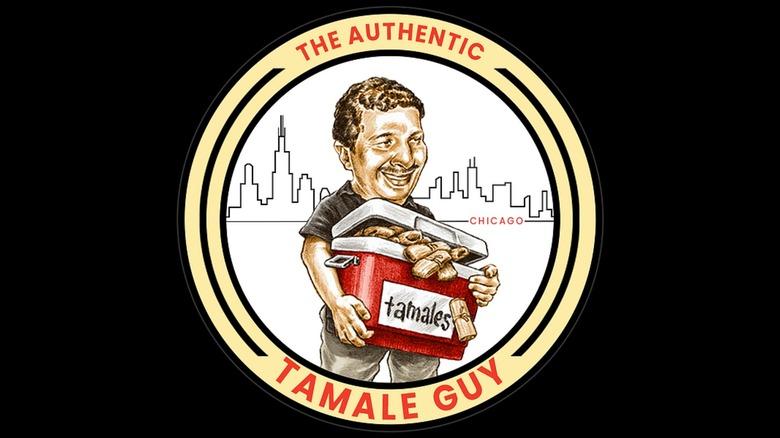 Tamale Guy Logo