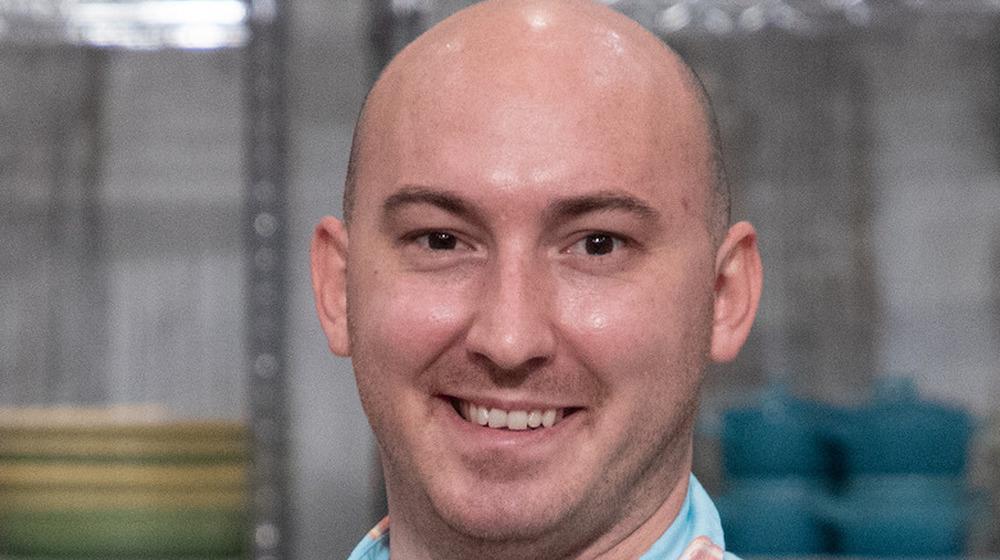 Derek Corsino smiling