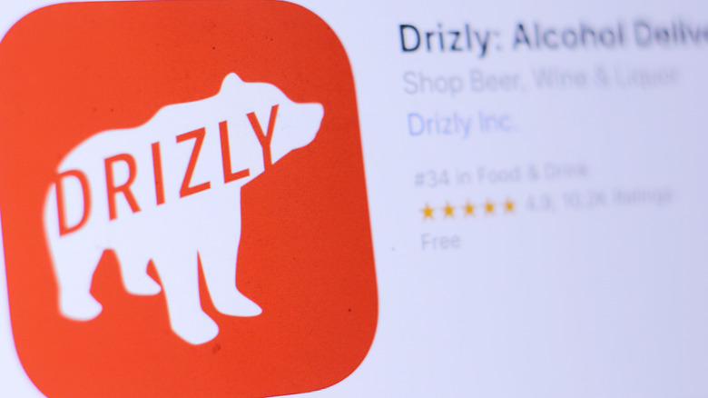 Drizly app logo