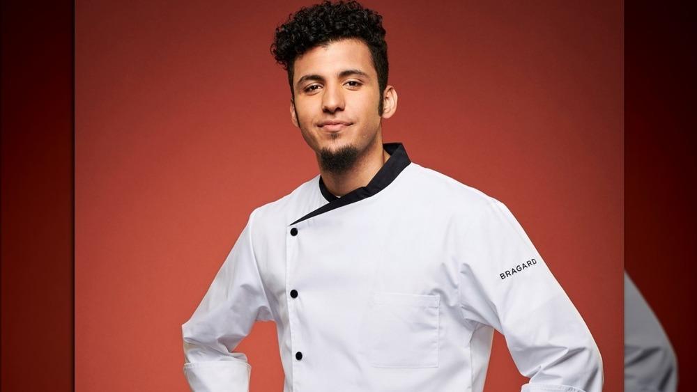 Eliott Sanchez, chef Hell's Kitchen