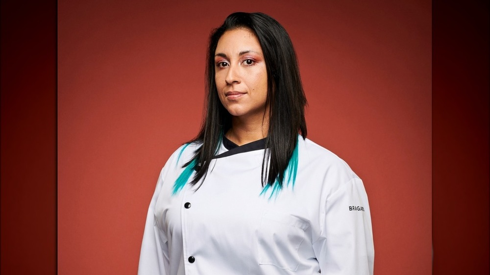 Fabiola Fuentes from Hell's Kitchen