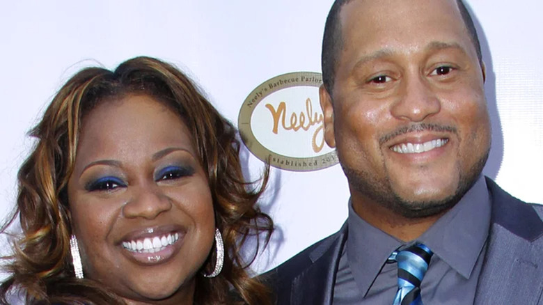 Gina and Pat Neely smiling