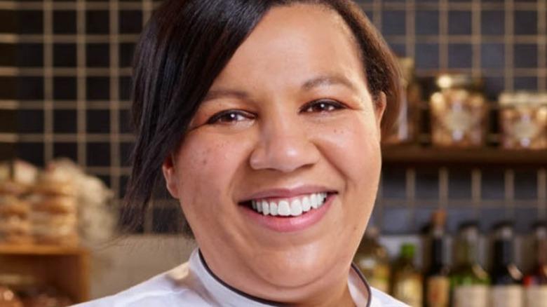 Kiki Louya Top Chef