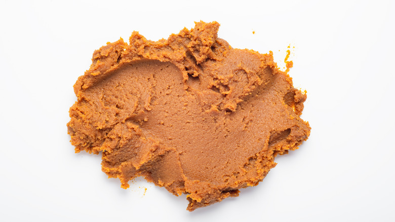Smooth red miso paste