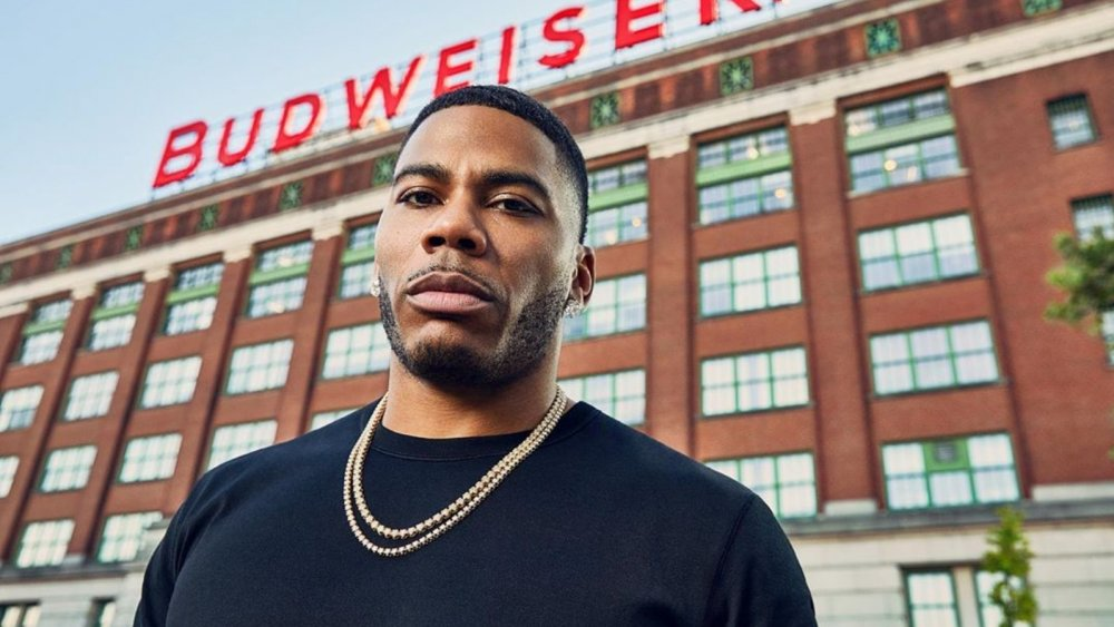 Nelly and Budweiser collaborate