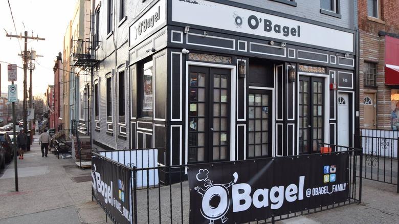 O'Bagel in Hoboken