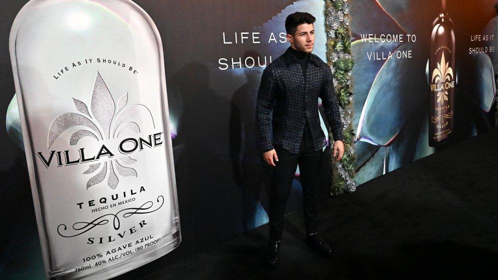 Nick Jonas Tequila Villa One