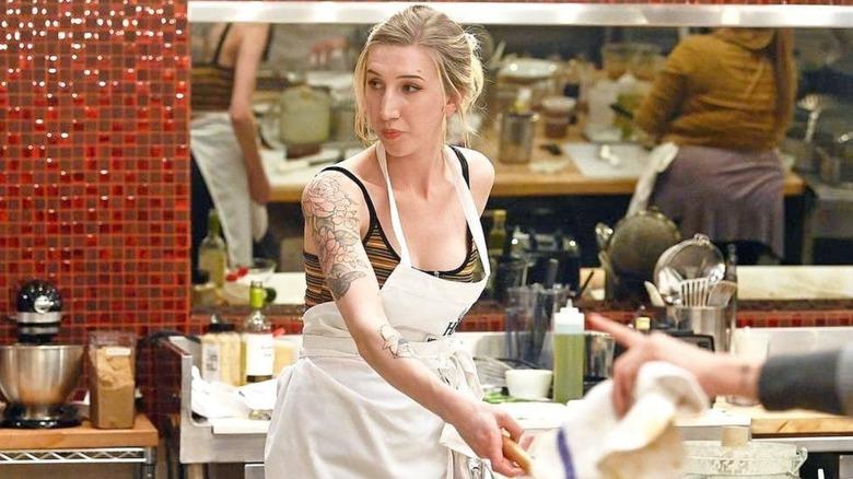 Nicole Hanna, Hell's Kitchen season 19