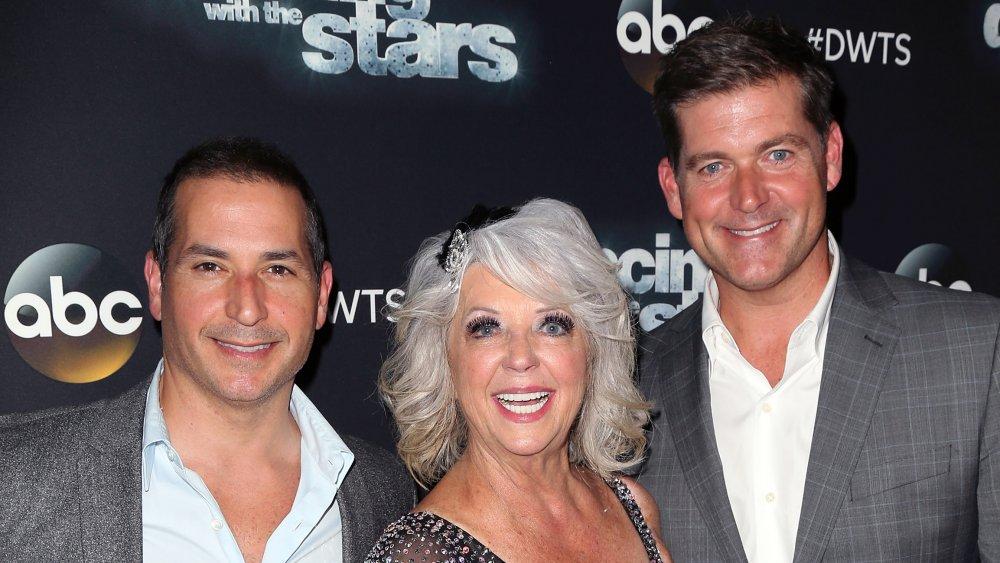 Bobby, Paula, and Jamie Deen