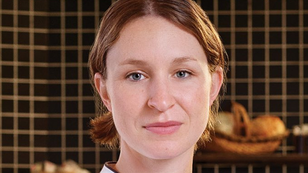 Chef Sara Hauman