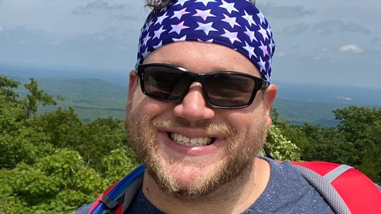 Chef Steven Sechoka smiling