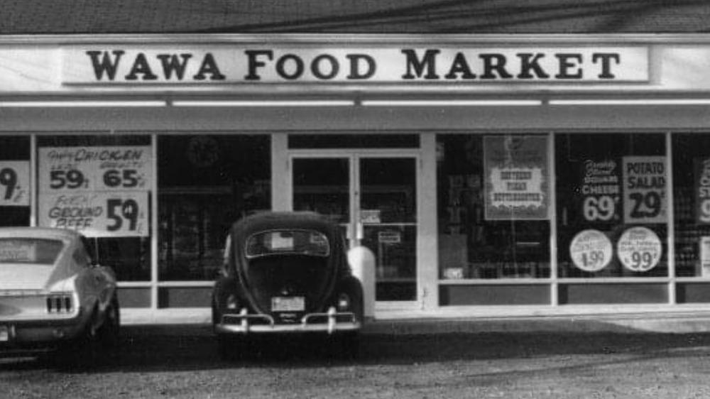 Original Wawa store location