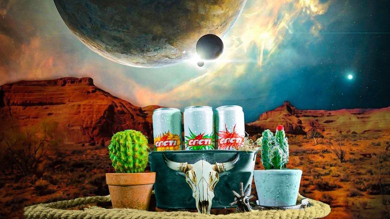Cacti Seltzer