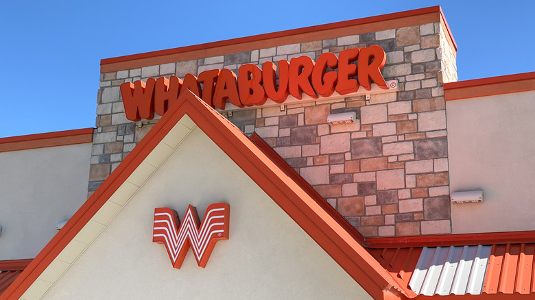 Whataburger storefront