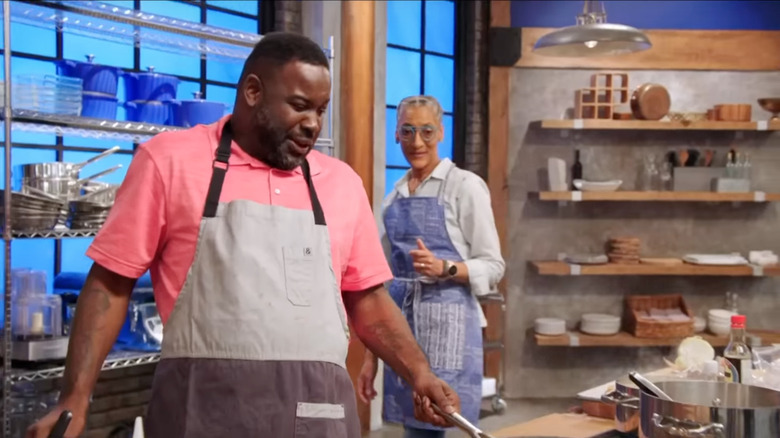 JJ Hurt on Worst Cooks in America