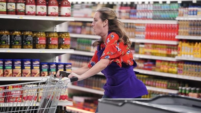Contestant on Supermarket Sweep
