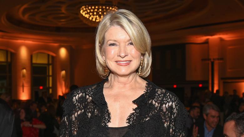 headshot of Martha Stewart