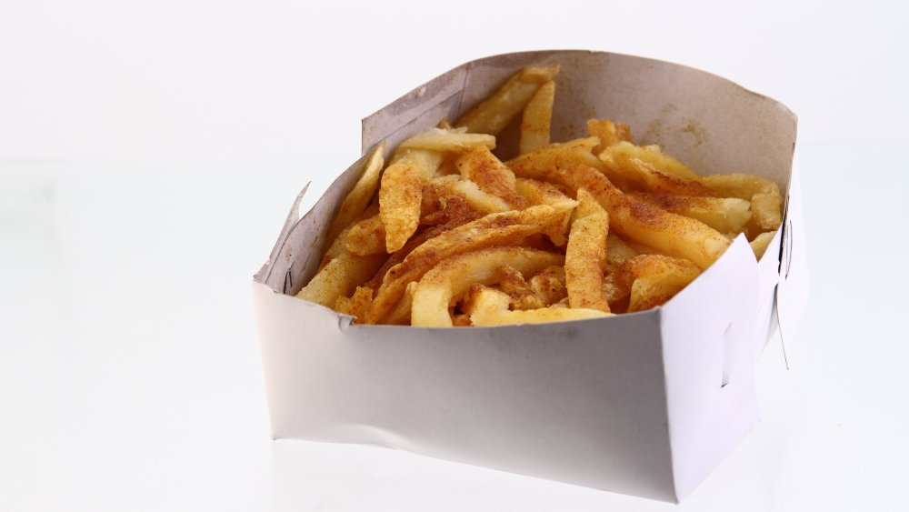 South African french fries