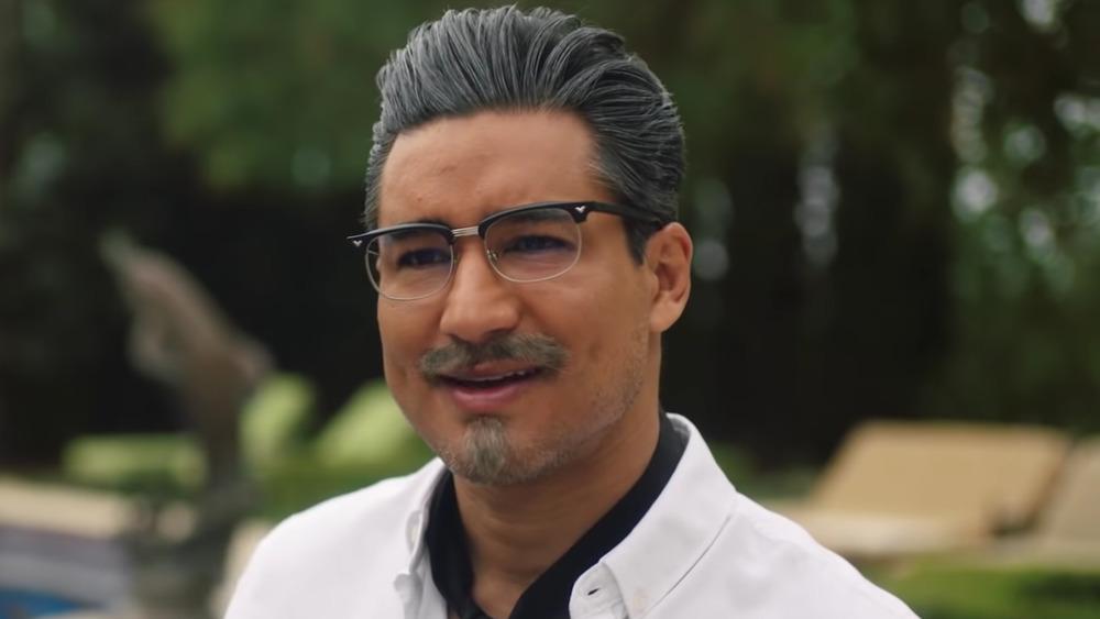 Mario Lopez as Colonel Harland Sanders