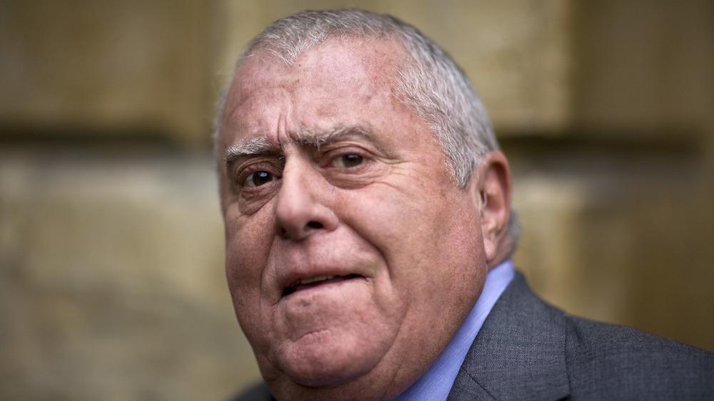 Chef Albert Roux in 2009