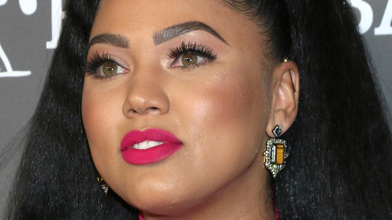 Ayesha Curry close-up