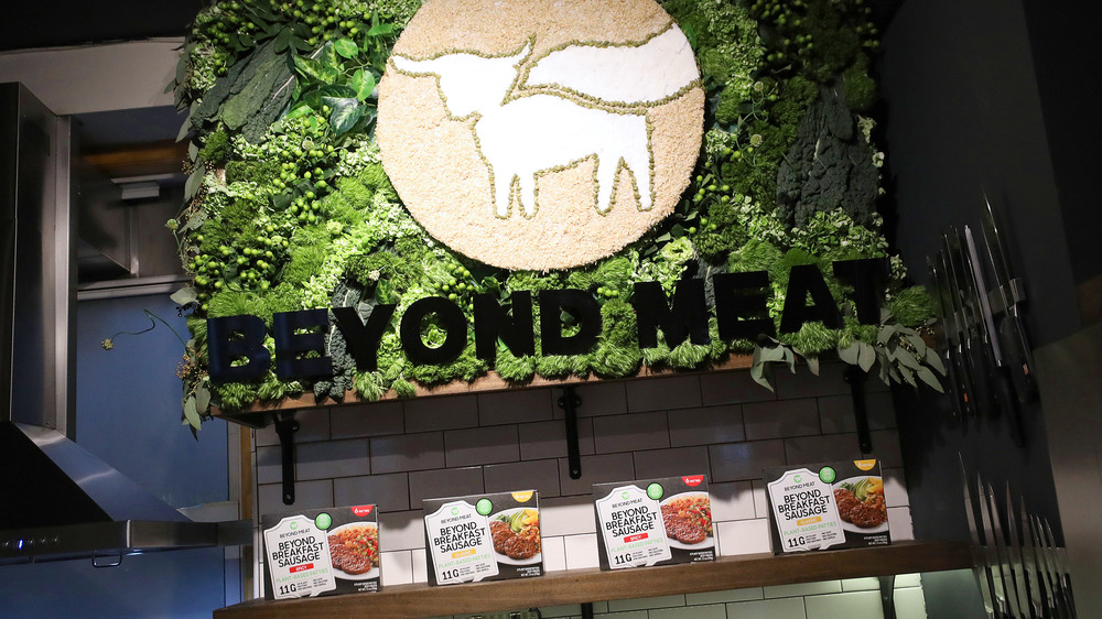 A product from Beyond Meat