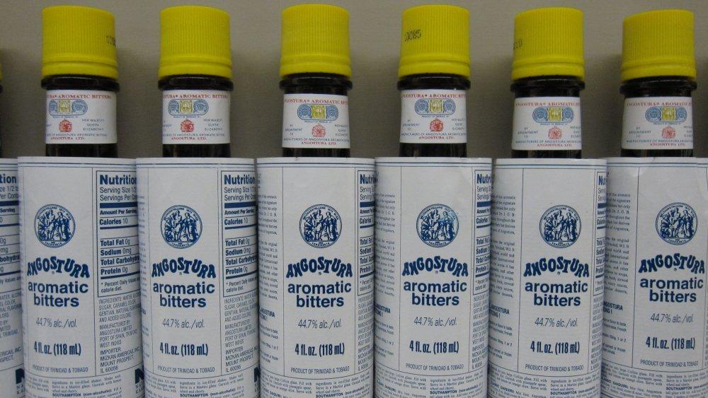 Bottles of Angostura