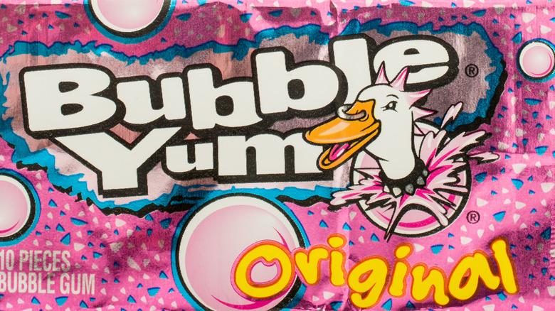 Pack Bubble Yum Gum