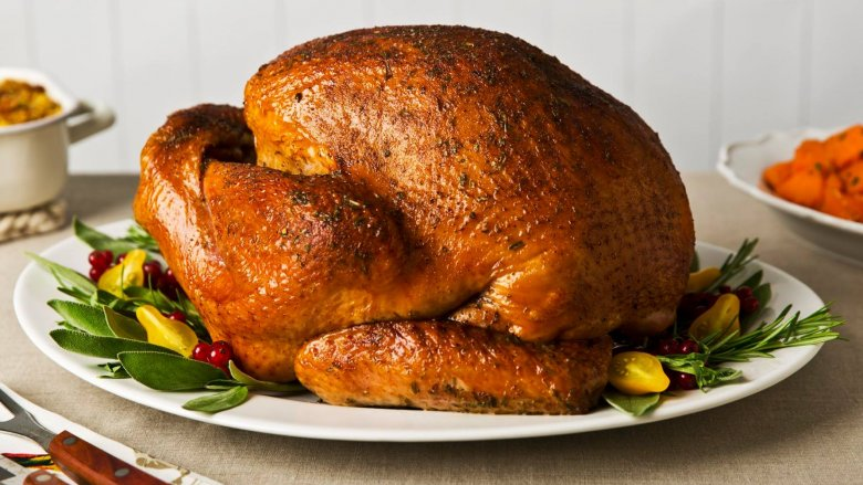 Butterball cooked turkey