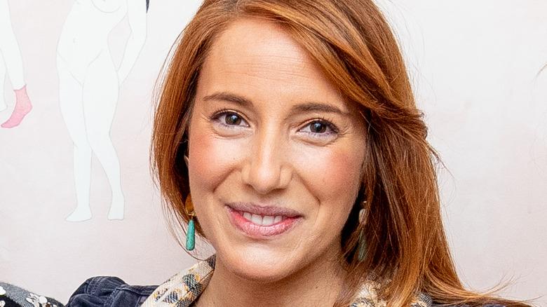 Camilla Marcus smiling