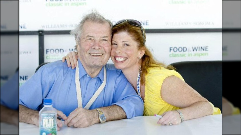 Jacques and Claudine Pepine