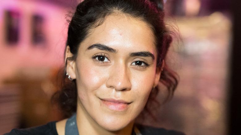Daniela Soto-Innes smiling