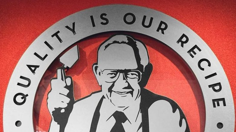Dave Thomas of Wendy's